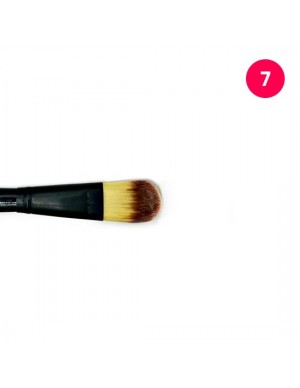 Pink Dot Brush 7 - Was R120