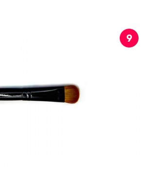 Pink Dot Brush 9 - Was R120