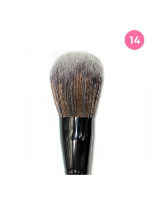 New! Pink Dot Brush 14