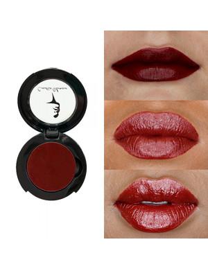 LEO6 - Deep Red Lipstick...