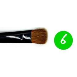 Green Dot Brush 6