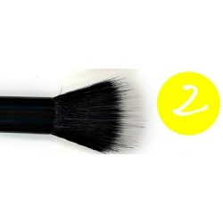 Yellow Dot Brush 2